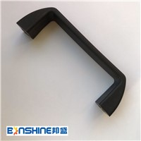 ABS Nylon Handle Cabinet Furniture Industrial Handle Black Ushaped Pulling Pull