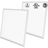 ETL DLC 2*2 Ft Backlit LED Panel Light