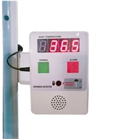 Touchless Body Temperature Detector. Mini Box. Infrared Thermometer