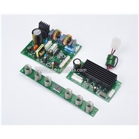 Circuit Board Controller for Portable Water-Cooled Chiller