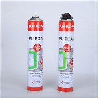 One-Component Expanding PU/Polyurethane Spray Foam for Door & Window Installation