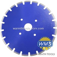 Diamond Saw Blade for Cutting Ashplt