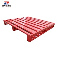 CE Certificate Lower Price Logistic Equipment Iron Heavy Duty Galvanized Steel Pallet Manufacturer