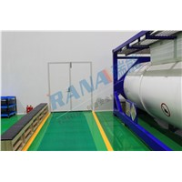 Ultra-Clean & High-Purity Electronic-Grade Sulphuric Acid Tank