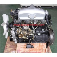 Isuzu 2700cc Engine 4jb1t for Npr Truck