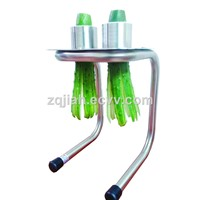 Cucumber Strip Cutter Separator Machine