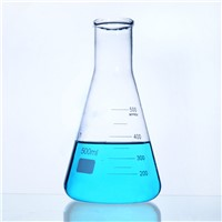1121 Conical Glass Boiling Flask Laboratory Glasswares High Borosilicate 3.3 Glass Flask Erlenmeyer