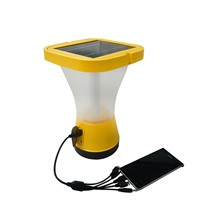 360 Degree Solar Lantern with Phone Charging