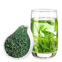 Authentic Process Premium Bulk Excellent Green Tea with Luzhou-Flavor Buds & Hairy Tips