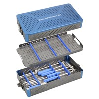 Orthopedic Medical OEM Elastic Nail Instrument Set for Surgical Surgery Hospital Implant High Quality