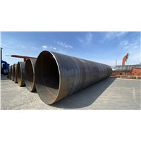 SSAW STEEL PIPE (Spiral Welded Steel Pipe