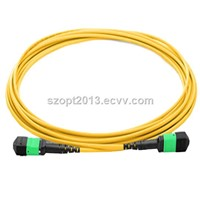 Optical Fiber Trunk Patch Cable MPO-MPO MTP-MTP SM