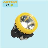 KL1.2Ex Portable LED Mining Headlamp & Miner's Cap Lamp