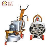 Selfpropelled Concrete Grinding Machine