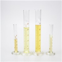 1601 Measuring Cylinder with Spout Laboratory Glassware China Supplier Glass Labwares Manufacturer