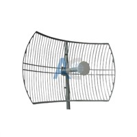 5.8G 28dBi MIMO Grid Antenna 2xN Female