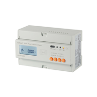 ACREL Prepaid Energy Meter Auxiliary Power Supply Accuracy Class 0.5s AC 3220/380V Card & Online Paid ADL300-EYZ