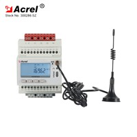 Acrel ADW300-C Factory Price 50-60Hz Kwh Meter Digital 3 Phase with Rs485 LCD Display Energy Meter