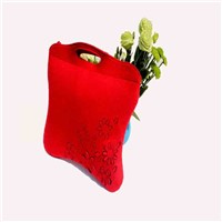 Felt Shopping Handbag Tote Bags
