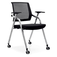 New Design Aluminium Alloy Back Support Office Chair for Training