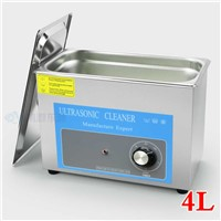 4L 120W Ultrasonic Clraner for Laboratory