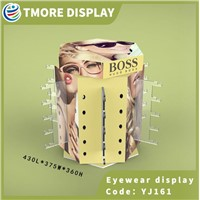 Rotating Eyewear Sunglasses Display Rack