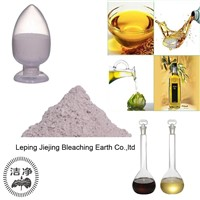 Activated Bleaching Earth Bleaching Clay White Clay for Edible Oil Refining Purification Decoloring Food Additives