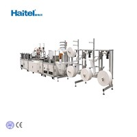 Advanced Automatic Ultrasonic N95 Mask Making Machine Production Line