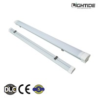 Lightide Vapor-Tight Rated LED Exterior Garage Light for High Bay Lighting, 60W, 8FT, DLC Premium & CE Certified