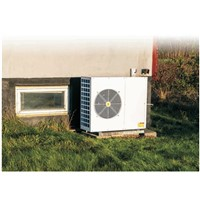 Air to Water Monobloc Heat Pump