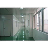 Pre Engineered Steel Structure Cold Storage Room Cooling Warehouse for Logistics Center
