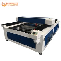 GW-1325 CO2 Metal Nonmetal Laser Cutting Machine