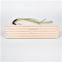 Industrial Heater 240X60Mm Heater Plate 110V 800W Ceramic Heating Element