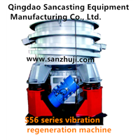 S56 Series Vibration Regeneration Machine