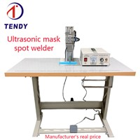 Ultrasonic Mask Spot Welder Manual Ultrasonic Welding Machine