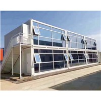 Pre Engineered Light Steel Structure House with Sandwich Panels