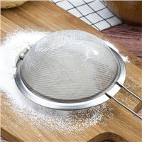 Flour Sieve 10 15 20 35 40 Mesh 304 316 316L SS Stainless Steel Mesh Screen