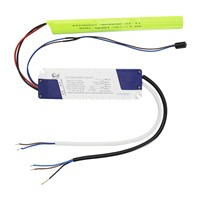 Patented Disign LED Tri-Proof Emergnecy Kit 5-30W Full Power Output Emergency Battery Pack for Panel Light Down Light