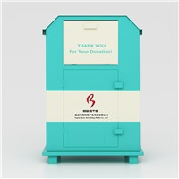 OEM Cheap Donation Bins Clothes Recycling Bins Recycling Container Clothing Bank