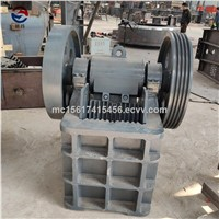 Mining Stone Jaw Crusher Diesel Power Mobile Crusher Building Stone Gravel Production Line