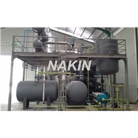 JZC Waste Oil Refinery Equipment