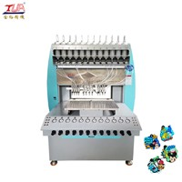 PVC Soft Gift Trademark Label Making Machine Factory Rubber Equipment