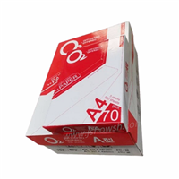 High Quality Copy Paper Wiith Factory Price 70g 75g 80g