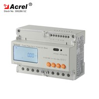 ACREL 300286. SZ ADL3000-E Three Phase Multifunction DIN Rail Energy Meter Factory Price Energry Meter Rail Mounted