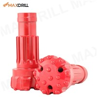 Maxdrill Down the Hole Drilling Tools BR2 DTH Drill Button Bit