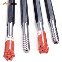 Maxdrill Mining Drill Tools Extension Drill Rod T45-3.66mm (MM/MF)