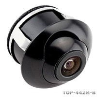 360 Degree Rotation Auto Car Front / Side /Rear View Backup Camera from Topccd (TOP-442M-B)