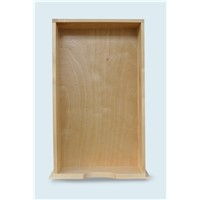 BIRCH DRAWERS for CABINETS of LIVING FURNITURES