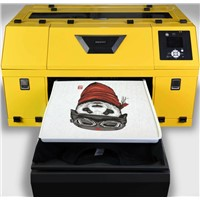 DTG Inkjet Digital T-Shirt Printer