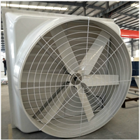 RFP Glass Steel Ventilation Exhaust Fans for Poultry Farms & Industrial Cooling